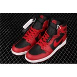 Men's Air Jordan 1 High 85 Black Red AJ1 Shoe