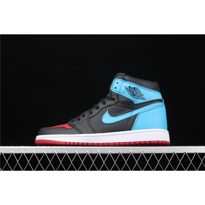Men's Air Jordan 1 High OG UNC To Chicago AJ1 Shoe