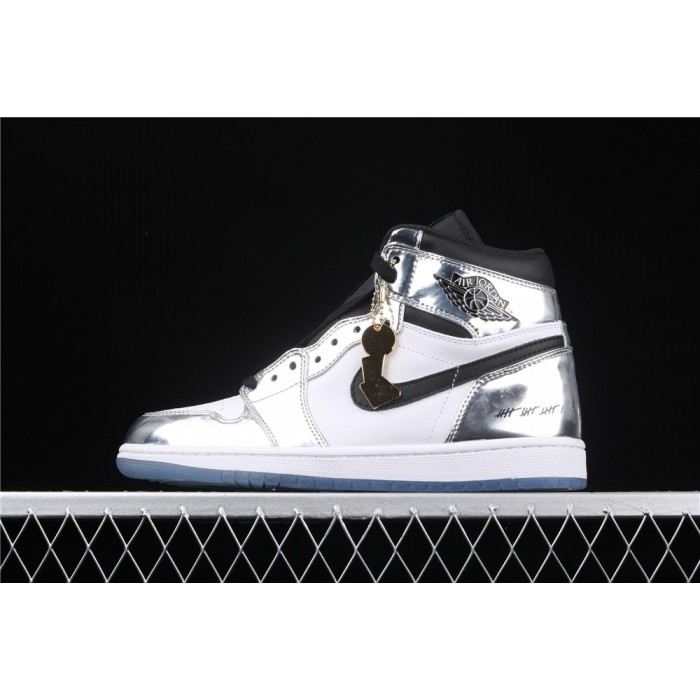 Men's Air Jordan 1 High Pass The Torch AJ1 Shoe