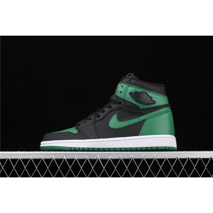Men's Air Jordan 1 High Pine Green AJ1 Shoe