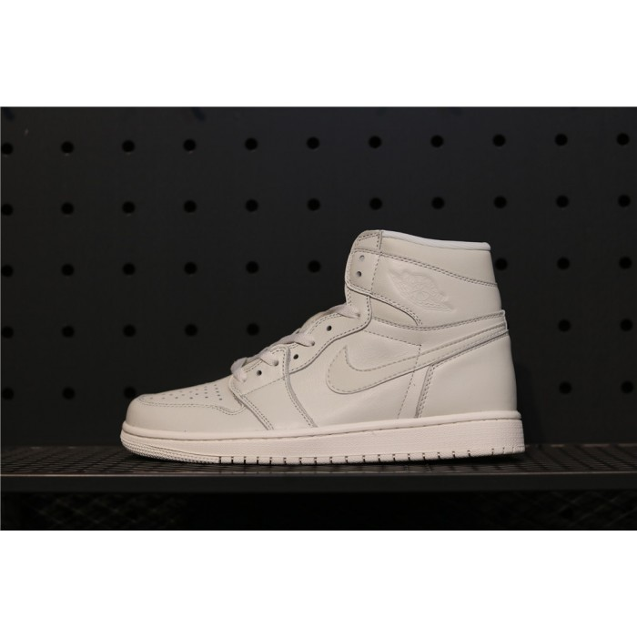 Men's Air Jordan 1 Retro High OG Full Light Gray AJ1 Shoe