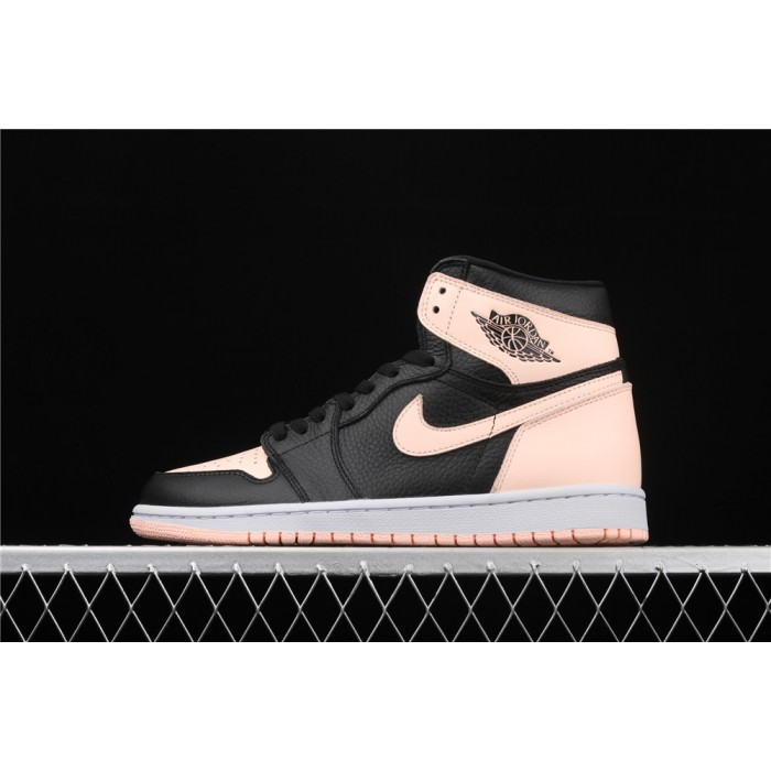 X Air Jordan 1 High Crimson Tint AJ1 Shoe