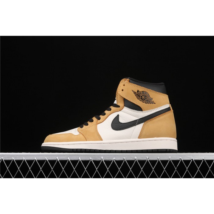 X Air Jordan 1 High Rookie of the Year AJ1 Shoe