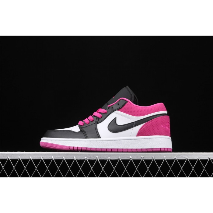Air Jordan 1 Low Magenta Rose Red AJ1 Shoe
