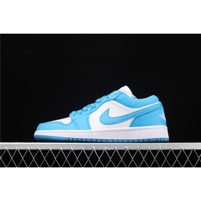 Air Jordan 1 Low Shadow Skyblue AJ1 Shoe