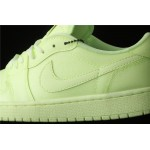 Air Jordan 1 Ret Hi Prem Fluorescent Green AJ1 Shoe