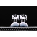 Men's Air Jordan 11 Concord In Black White AJ11 Shoe