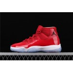 Men's Air Jordan 11 Gym Light Red White AJ11 Shoe