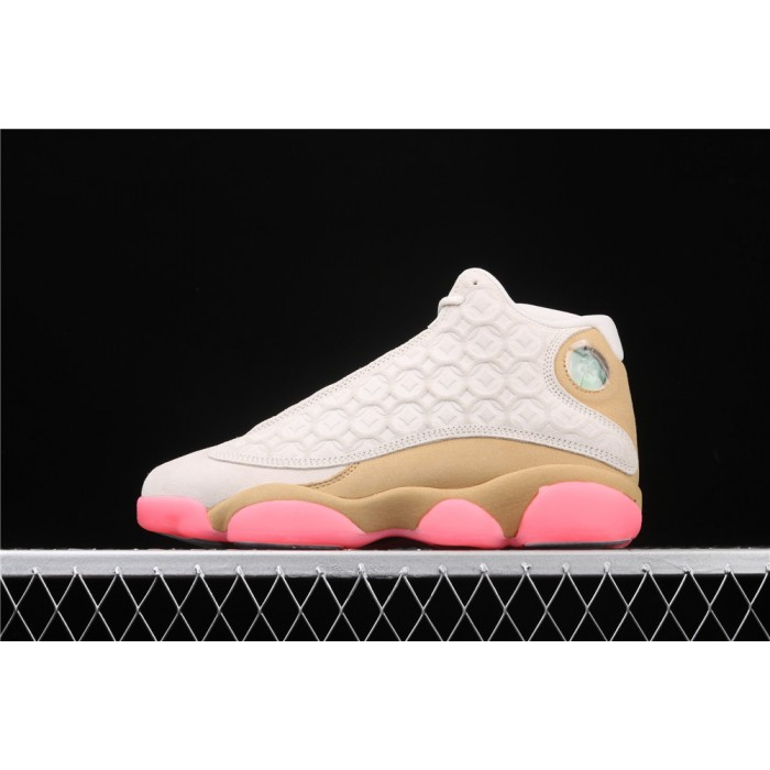 Air Jordan 13 RETRO In Chestnut Pink AJ13 Shoe