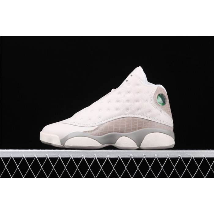 Women's Air Jordan 13 Phantom In Milky White AJ13 Shoe