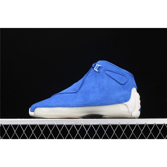 Men's Air Jordan 18 OG ASG In Blue White AJ18 Shoe