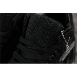 Men's Air Jordan 3 Low Flyknit Luminous In Dark Gray Black AJ3 Shoe
