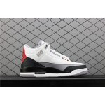Men's Air Jordan 3 Tinker NRG In White Black AJ3 Shoe