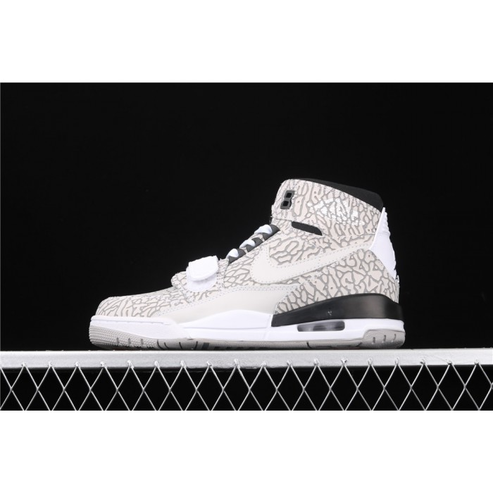 Men's Air Jordan Legacy 312 Burst In Sand White AJ3 Shoe