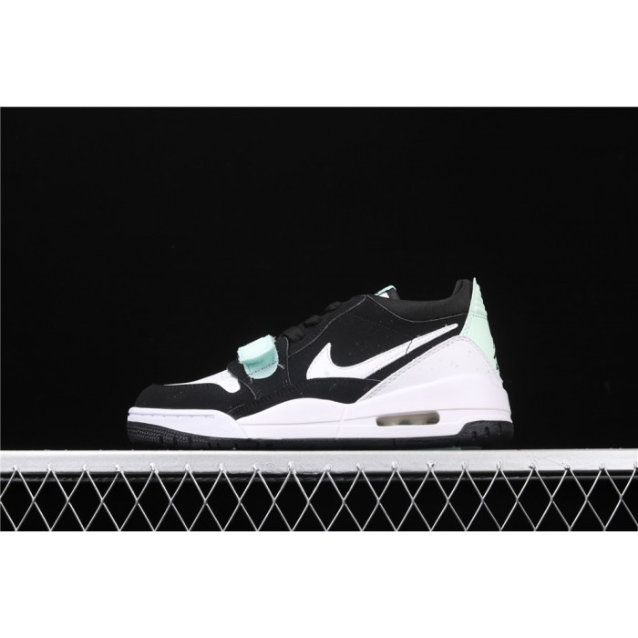 Women's Air Jordan Legacy 312 Low In Black White AJ3 Shoe