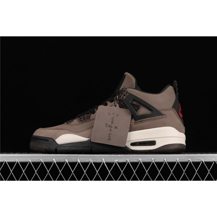 Men's Air Jordan 4 Retro Flight In Brown AJ4 Shoe