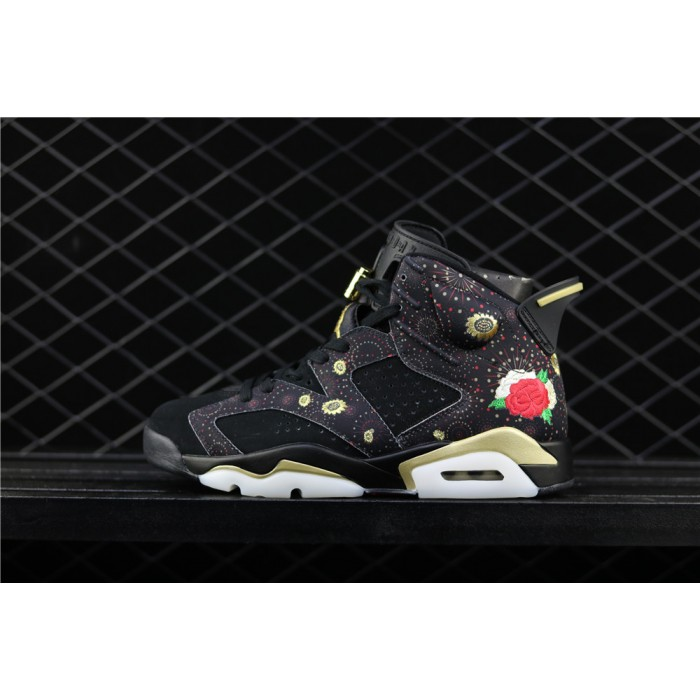 Air Jordan 6 Chinese New Year In Black AJ6 Shoe