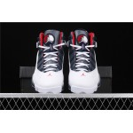 Air Jordan 6 Rings Concord XIolympic In White Blue AJ6 Shoe