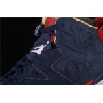 Men's Air Jordan 6 DB Doernbecher In Deep Blue AJ6 Shoe