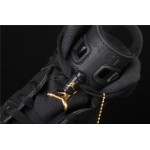 Men's Air Jordan 6 DMP In Black Golden AJ6 Shoe